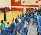 AADC organized an awareness lecture at Al Jnaen School