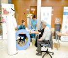 Healthy program for AADC's employees during World Diabetes Day