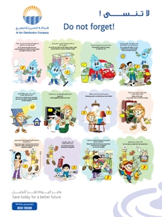 Kids Awareness Posters